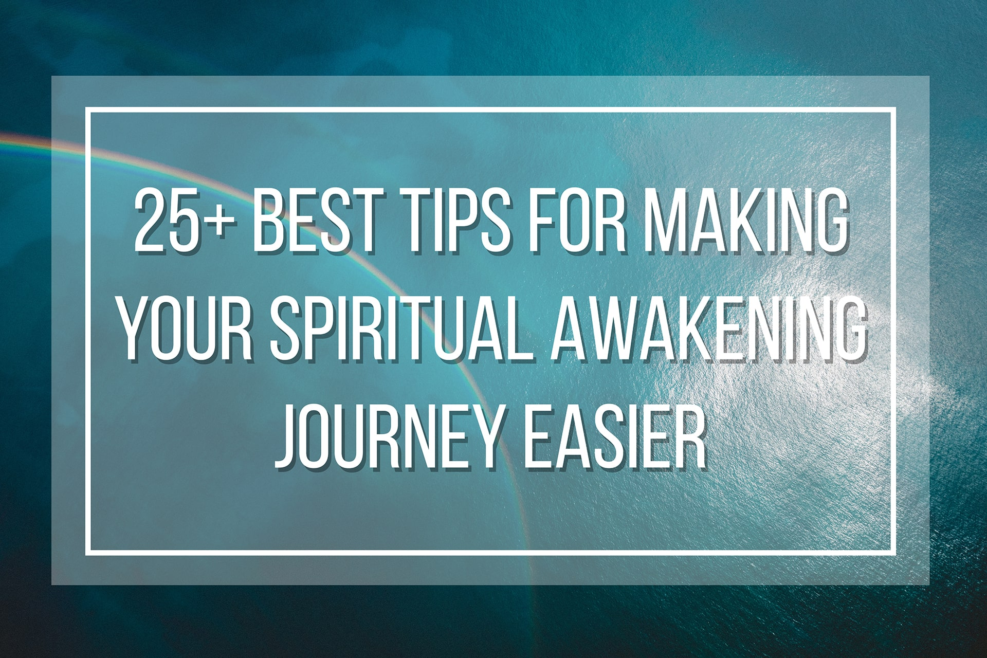 spiritual awakening journey tips
